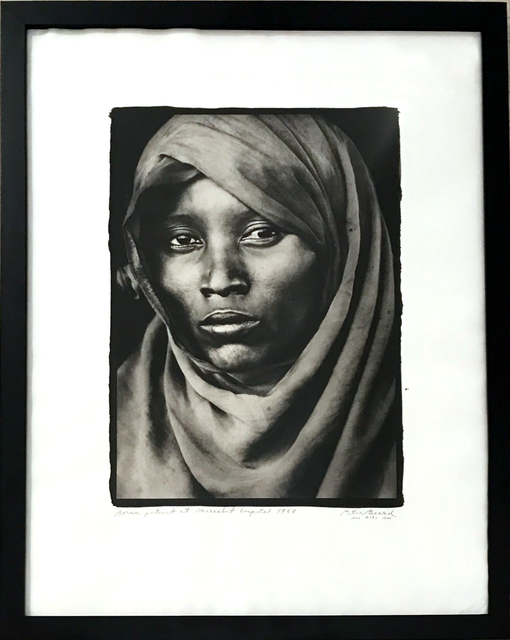 Peter Beard, 'Boran Woman at Marsabit Hospital', 1968, The Untitled Space