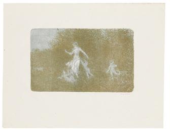Six plates, from: L'Album de Paysage
