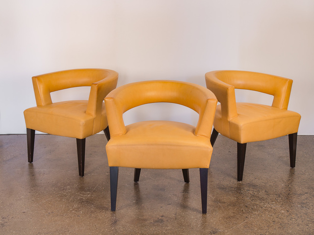 , 'Three Ringback Chairs,' ca. 2000, Open Air Modern