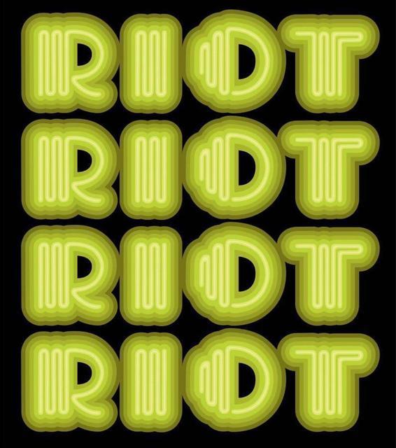, 'Riot (Light Green),' 2015, Hang-Up Gallery