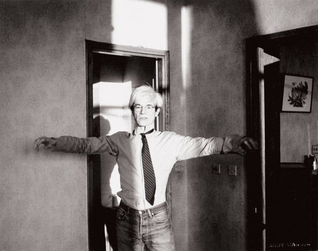 Andy Warhol, 'Andy Warhol', 1982, Photography, Gelatin silver print, Phillips