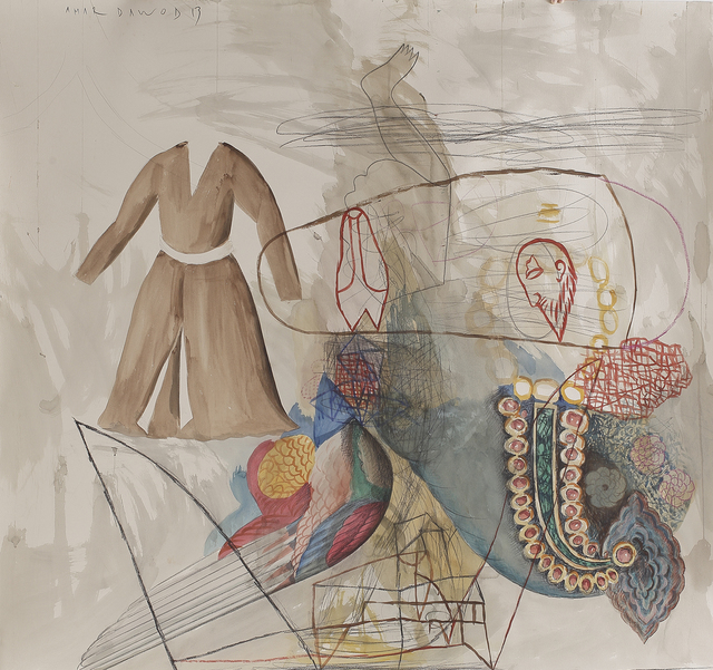 , 'The Ta-Sin of Understanding I,' 2013, Meem Gallery