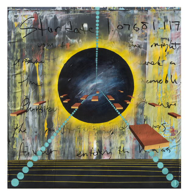 , 'Starlight Enterprise ,' 2017, Bivins Gallery