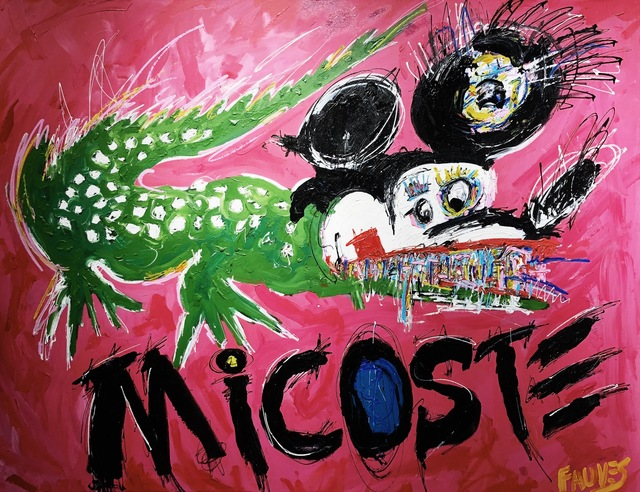 , 'MICOSTE,' 2017, Marcel Katz Art