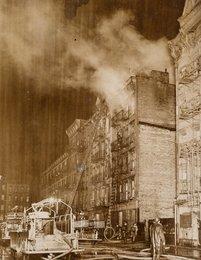 New York Tenement Fire