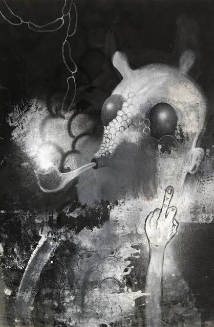 , 'Pipe Smoker (Greedo),' 2016, Massey Lyuben Gallery