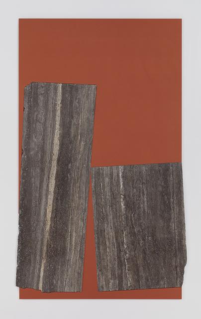 , 'Ogden Dunes,' 2016, Rodolphe Janssen