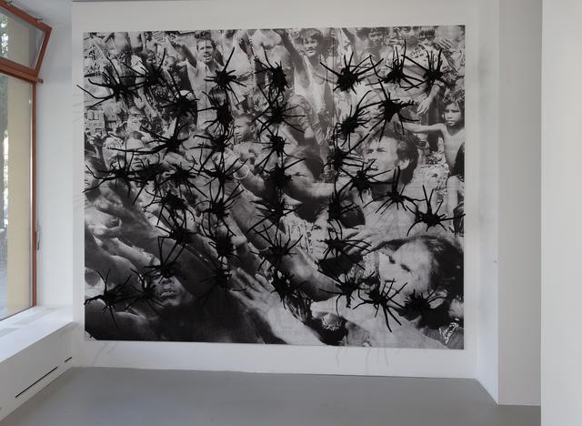 , 'Ah (a sigh),' 2008, Nature Morte