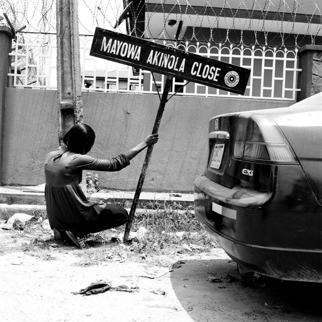 Uche Okpa-Iroha, 'Conner Corner', Photography, Retro Africa