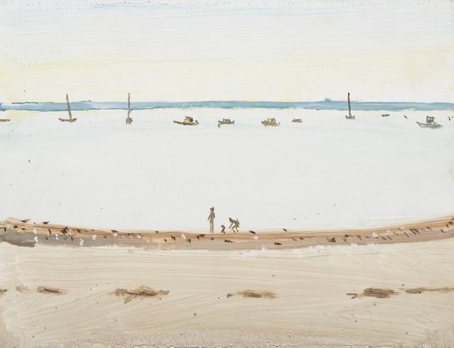 , 'Beach 2,' 2013, Monica De Cardenas