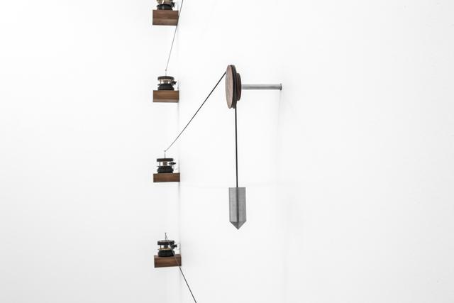 , 'Standwaves,' 2016, BERG Contemporary