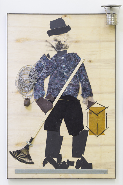 , 'Chimney sweep from the series Encyclopedia of Moscow Types,' 2015-2016, Pechersky Gallery