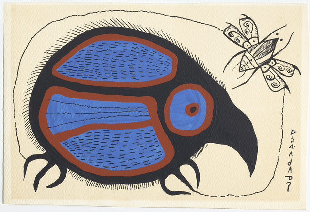 , 'Untitled (Little Bird With Bug),' 1967-1973, Kinsman Robinson Galleries