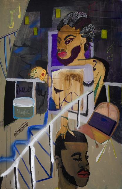 Jonathan Lyndon Chase, 'Magic Hands', 2018, CFHILL