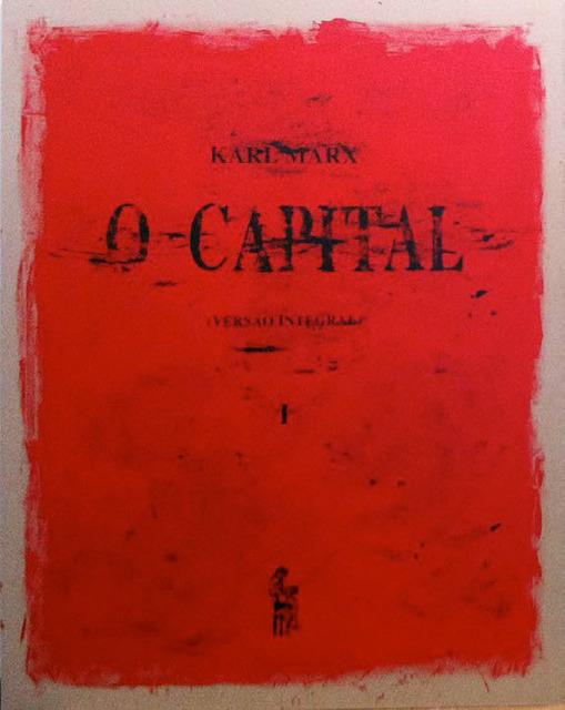 , 'O Capital I,' 2013, Cristina Guerra Contemporary Art