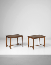 Jean-Michel Frank, 'Pair of side tables,' ca. 1938, Phillips: Design