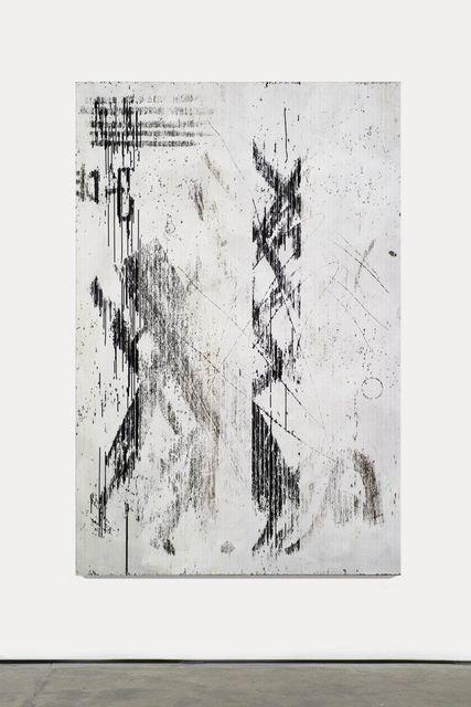 , 'Jadische Säulen in weiß,' 2013, Wentrup