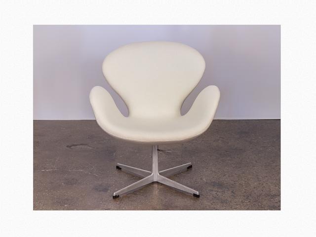 , 'Swan Chair,' ca. 1960, Open Air Modern