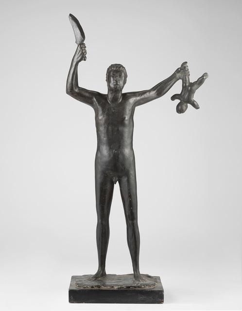 Arturo Martini, 'Giudizio di Salomone', Il Ponte