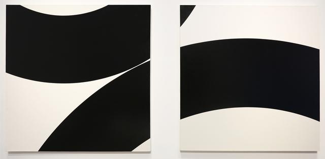 , '4-A-78, 4-B-78,' 1978, Richard Taittinger Gallery