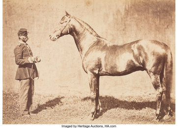 Soldier and His Horse