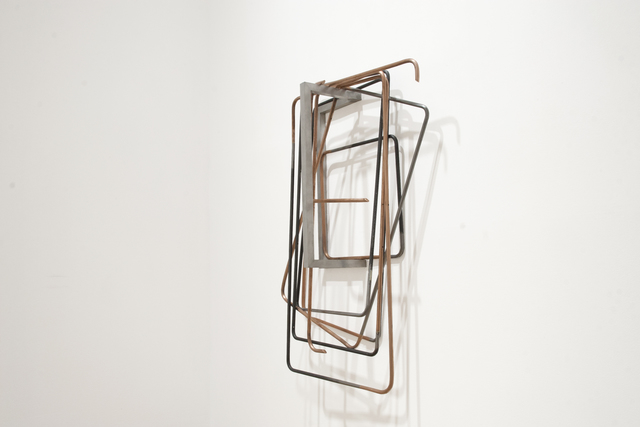 , 'untitled (folding chairs) II,' 2015, Vigo Gallery