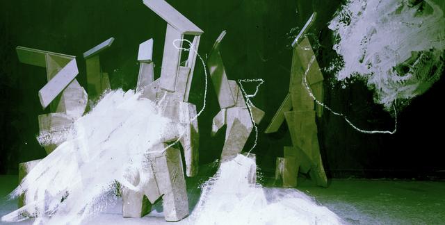, 'L'atelier, Calais #1,' 2014, Galerie Christophe Gaillard