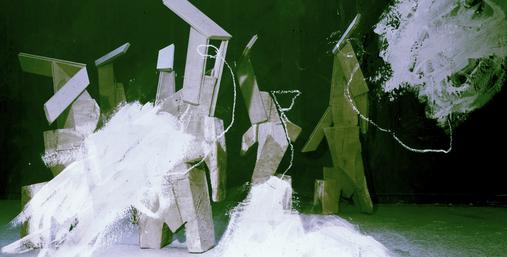 Thibault Hazelzet, 'L'atelier, Calais #1,' 2014, Galerie Christophe Gaillard