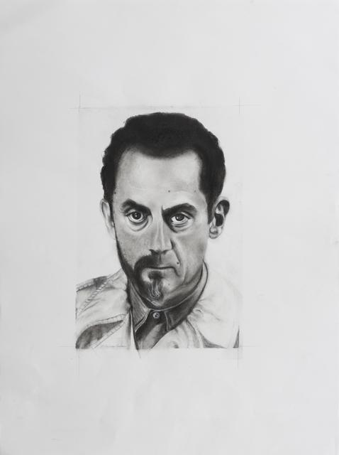 , 'Not Man Ray, Self Portrait,' 2016, Robert Berman Gallery