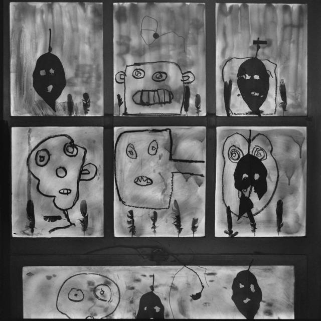 Roger Ballen, 'Dream drawings', 2007, Xavier Hufkens