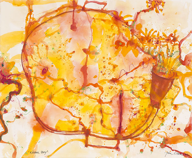 , 'Kitchen Story,' 2012, Metro Gallery