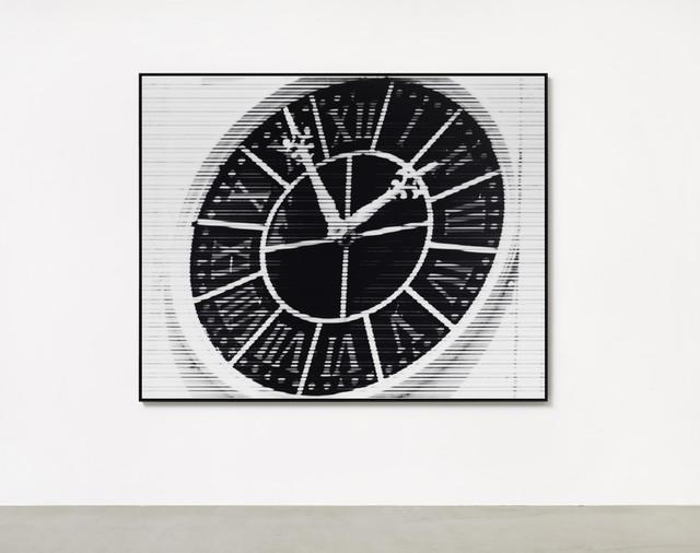 , 'Asuncion Time,' 2015, Hirshhorn Museum and Sculpture Garden