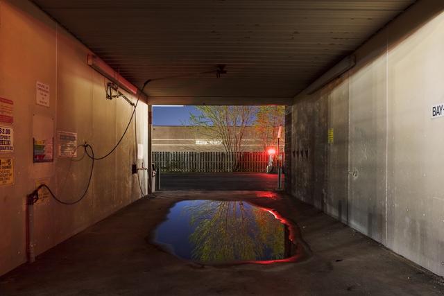 , 'Wash 'n Vac, Harrington, DE,' 2017, Elizabeth Houston Gallery