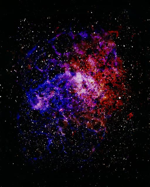 , 'Nebula 22,' 2015, Dolby Chadwick Gallery