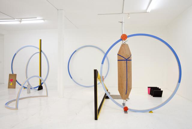 , 'The Working Day,' 2012, Nina Johnson