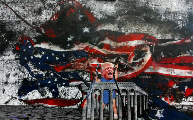 Kennardphillips, 'American Dream 2', 2018, Hang-Up Gallery