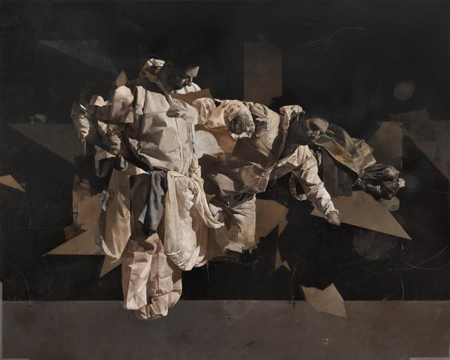 , 'Grauer Star,' 2017, REITER