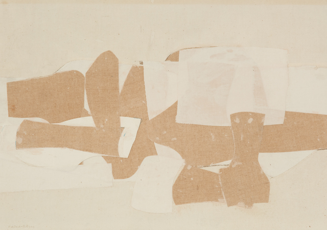 Conrad Marca-Relli, 'Untitled', ca. 1969, Hollis Taggart