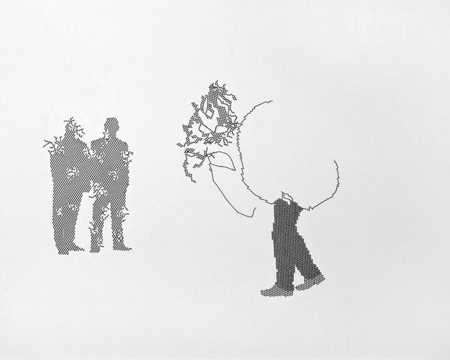 , 'submergentes 3,' 2011, Galeria Marilia Razuk