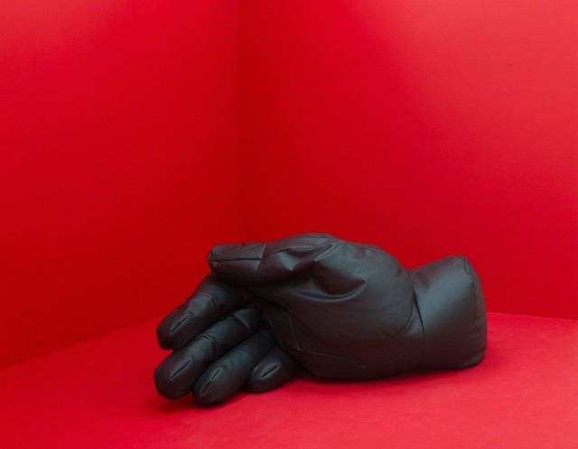 , 'Throw Hands,' 2013, Izolyatsia