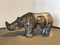 , 'Rhino,' 2018, Aicon Gallery