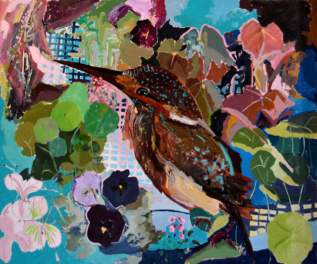 , 'Kingfisher,' 2016, Rosenfeld Gallery