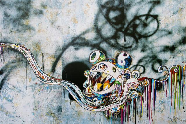 Takashi Murakami, '727999', 2016, Lougher Contemporary