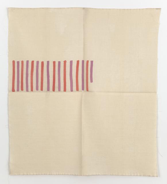 , 'Verticale bicolore,' 1976, Casey Kaplan