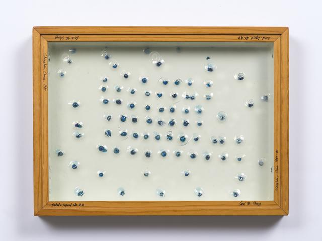 , 'Liquid/Solid Series: Solid - liquid No. A2,' 1980-1981, Philip Martin Gallery