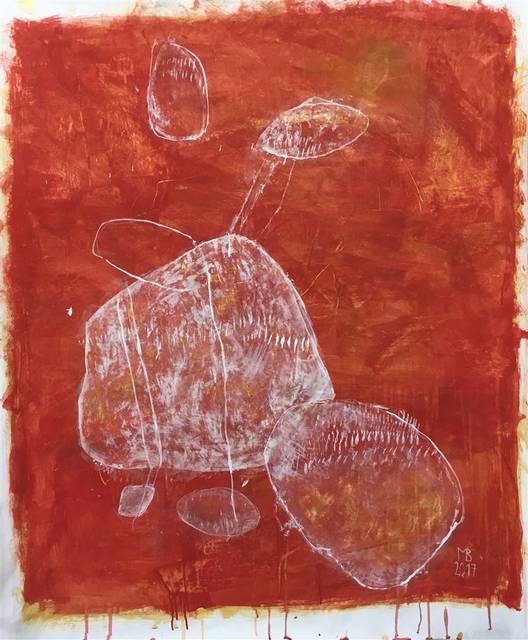 , 'Hot Stone,' 2017, Agora Gallery