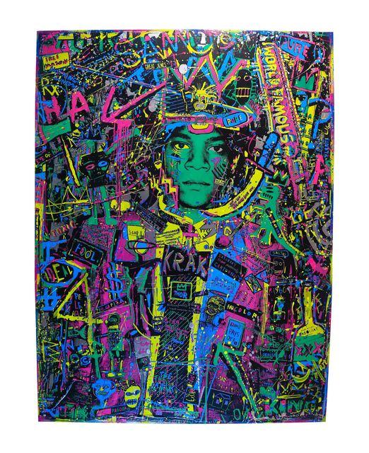 , 'Jean Michael Basquiat ,' 2015, The McLoughlin Gallery