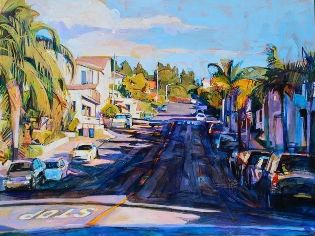Miles Hermann, '1st St. Avila Beach', Tim Collom Gallery