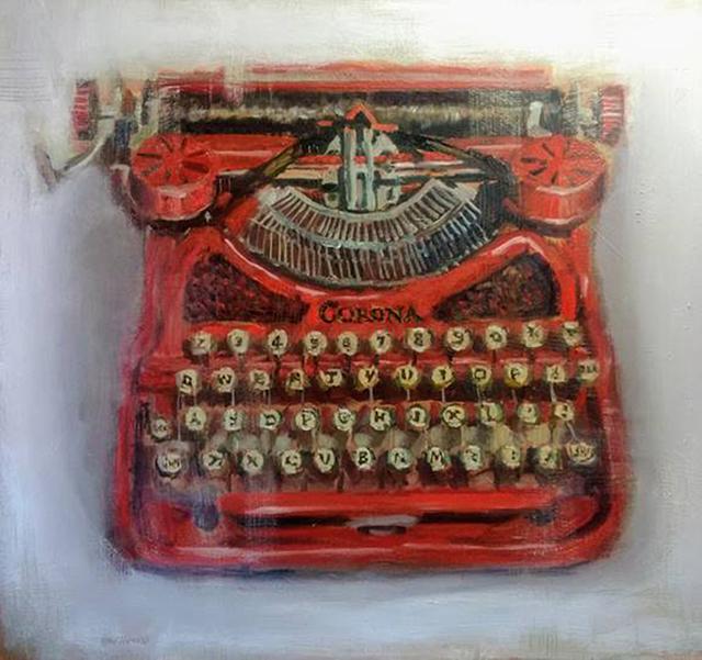 Bradford J. Salamon, 'It's Redy to Tell a Story', Sue Greenwood Fine Art