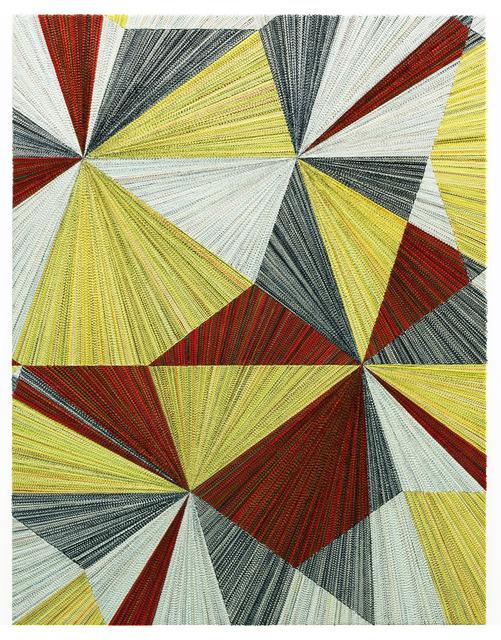 , 'Tuebinger Triangle,' 2014, Jessica Bradley Gallery
